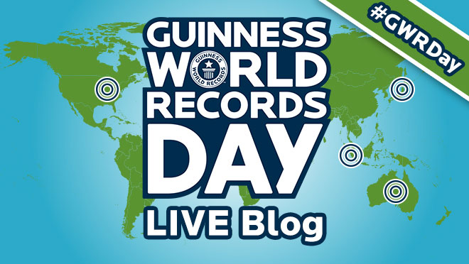 O Dia de Guinness World Records